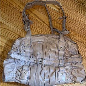 Anthropologie 100% Genuine Leather Purse
